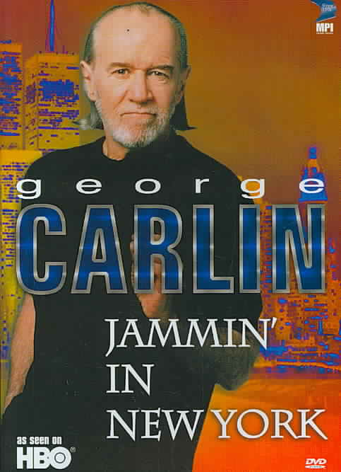 GEORGE CARLIN:JAMMIN IN NEW YORK BY CARLIN,GEORGE (DVD)